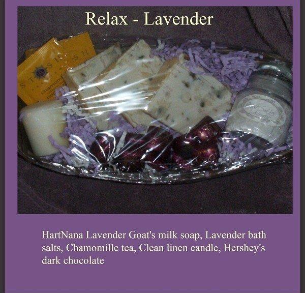 goat-milk-soap-gift-basket-lavender