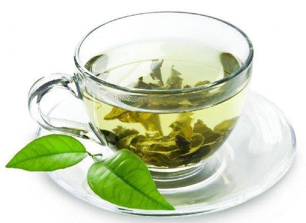 Health Benefits of Green Tea Extract, Honey & Lemon